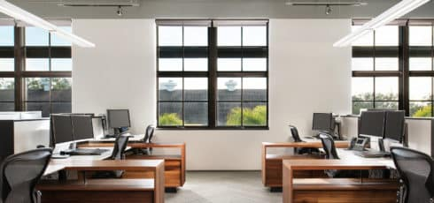 Modern Office | Office Density Trends in Austin, Texas