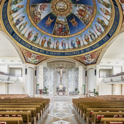 St. John Neumann Sanctuary | AQUILA Project Management Case Study