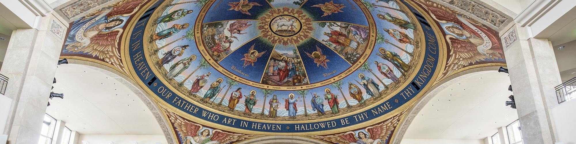 St. John Neumann Catholic Church | Sanctuary - AQUILA Project Management Case Study