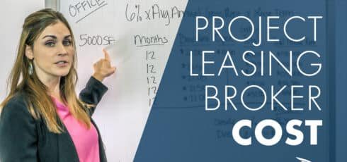 Hiring a Commercial Project Leasing Broker (Costs & Prices)