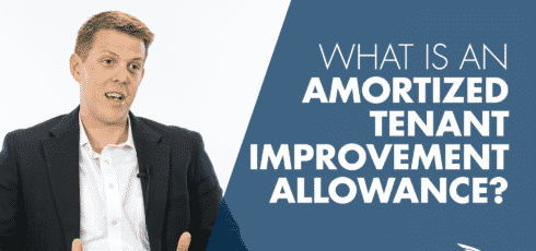 What is Amortized Tenant Improvement (TI) Allowance?