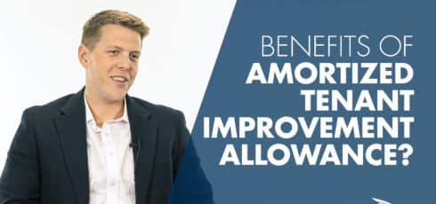 Benefits of Amortized Tenant Improvement (TI) Allowance