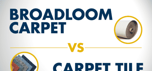 Broadloom Carpet vs. Carpet Tile: Which is better? [QUICK TIP]