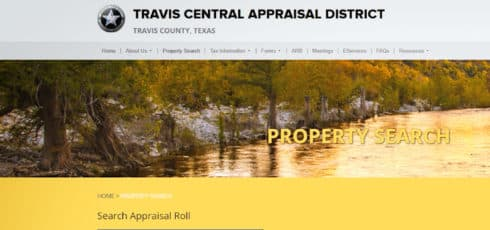 How to Find the Tax Rate for a Commercial Property in Travis County