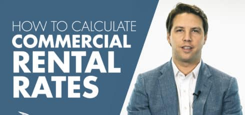 how office rental rates are calculated video