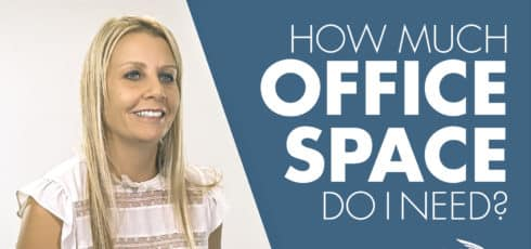 How much office space do I need? with Kristi Svec Simmons