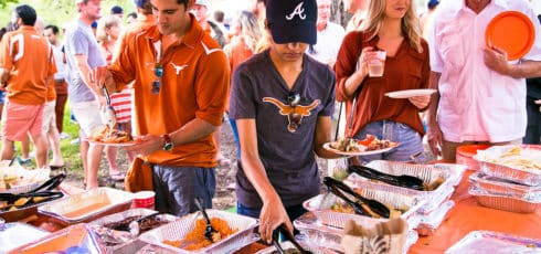 Tailgate Food Recipes