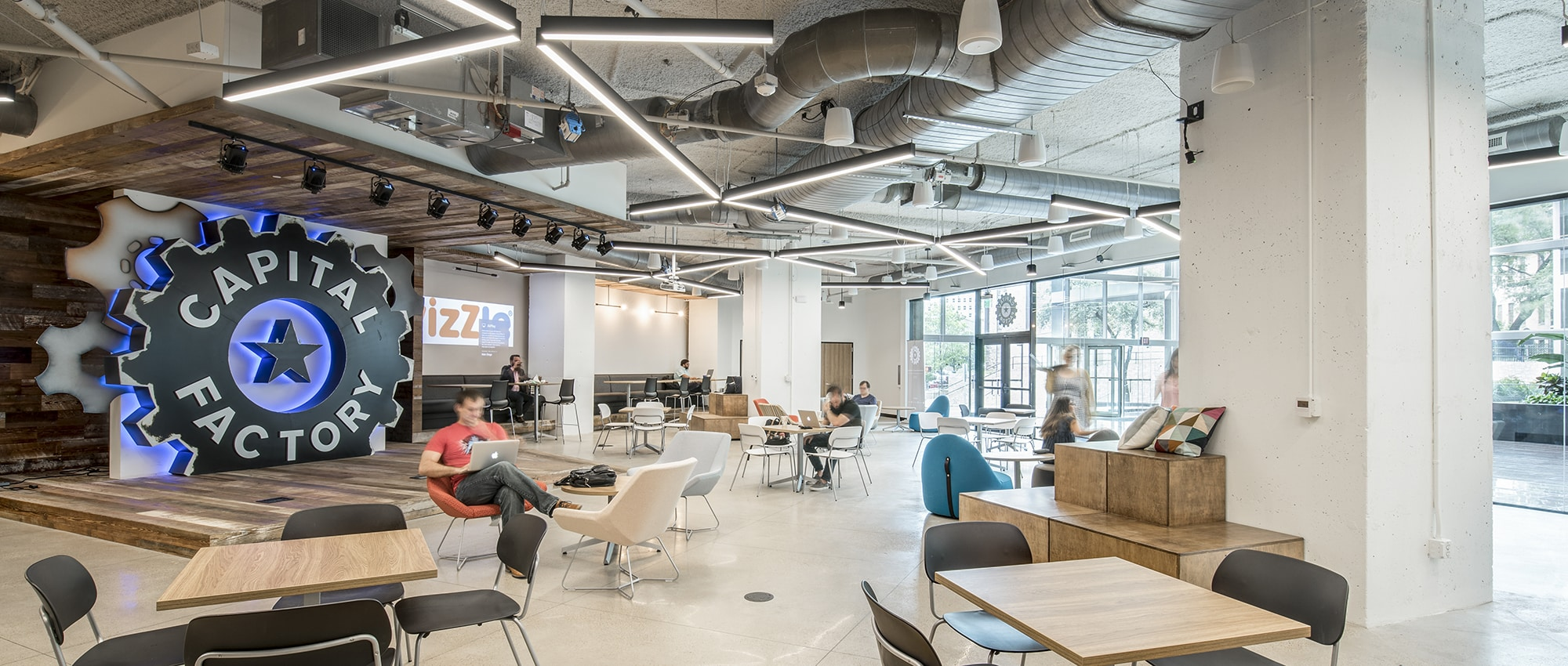 Coworking Space in Austin, Texas | Capital Factory