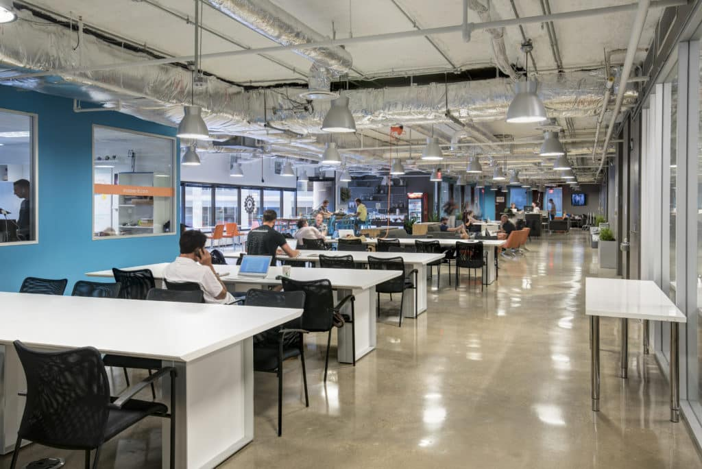 Capital Factory | Coworking in Austin, Texas