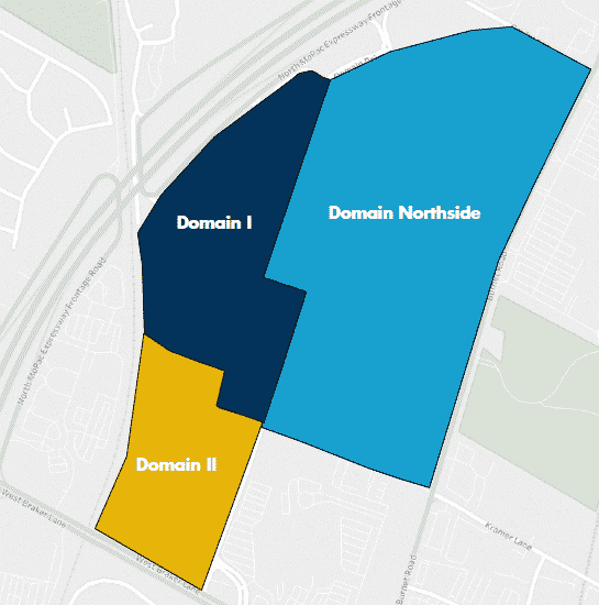 Map of The Domain