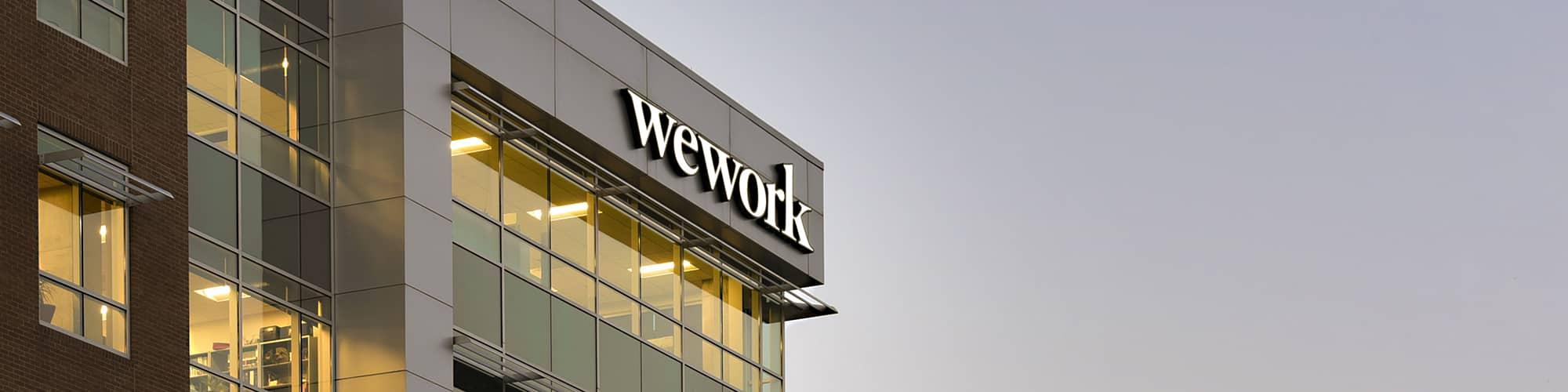 WeWork Domain in Austin TX