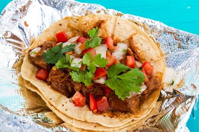 Cruzteca Tacos in Austin Texas