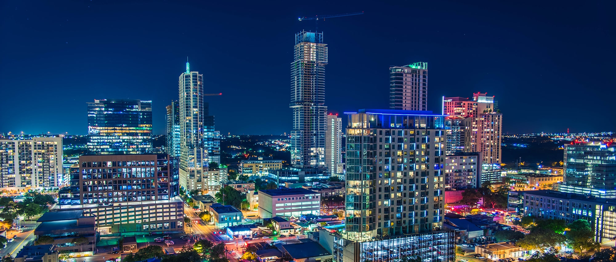 11 Towers That Will Reshape The Downtown Austin Skyline In