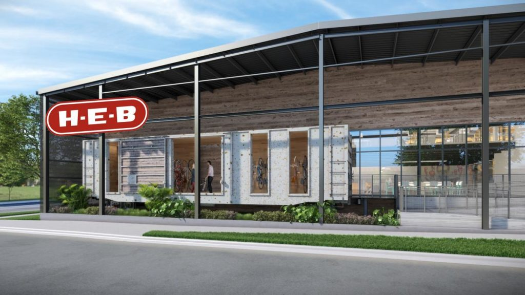 HEB Favor Office Lease in East Austin, Texas - 2018