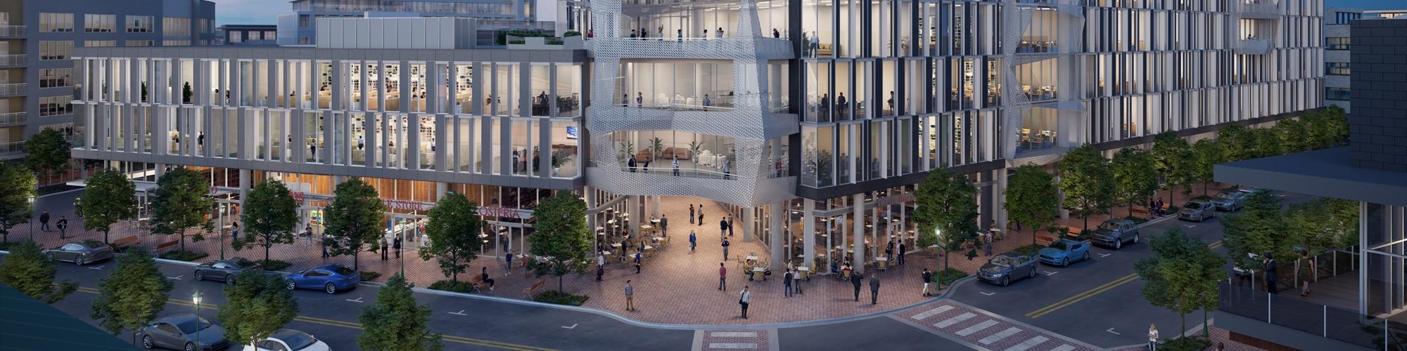 Mueller Business District   1900 Aldrich Street