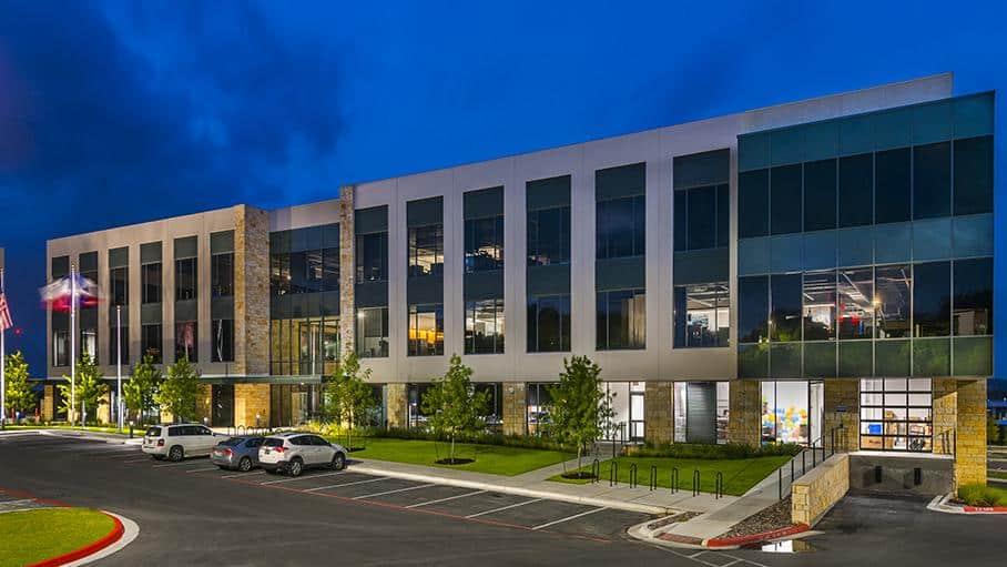 Lanta Ridge (YETI Offices) Trades in Austin TX