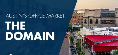 Domain Office Market in Austin, Texas Video