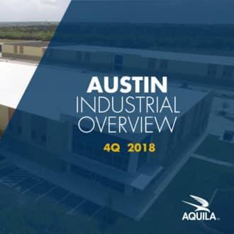 Austin Industrial Market Overview - 4Q 2018