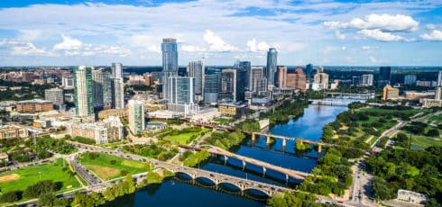 Austin Texas the new home to Army Futures Command