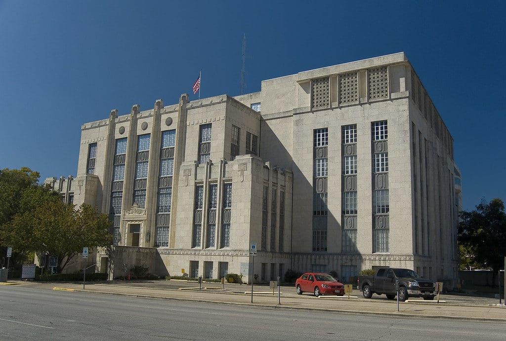 Sweatt Courthouse in Austin, Texas