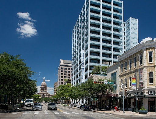 823 Congress | Affordable Office Space in Downtown Austin