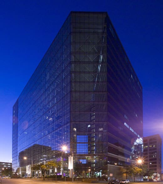 Austin Centre | Downtown Austin Affordable Office Space