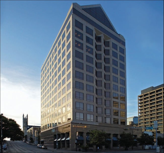 Capitol Center | Affordable Office Building in Downtown Austin