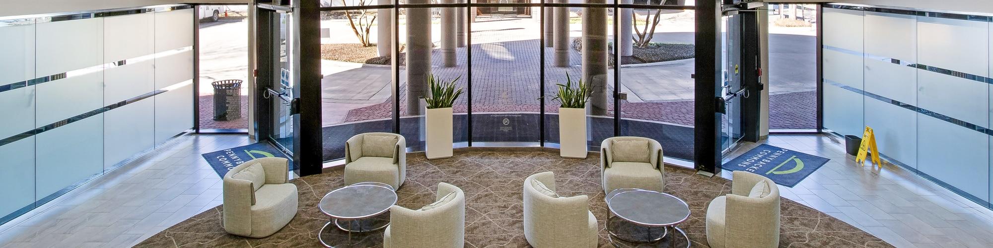 Pennybacker Commons Lobby