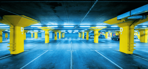 underground parking garabe |tax cuts and jobs act, parking deductions
