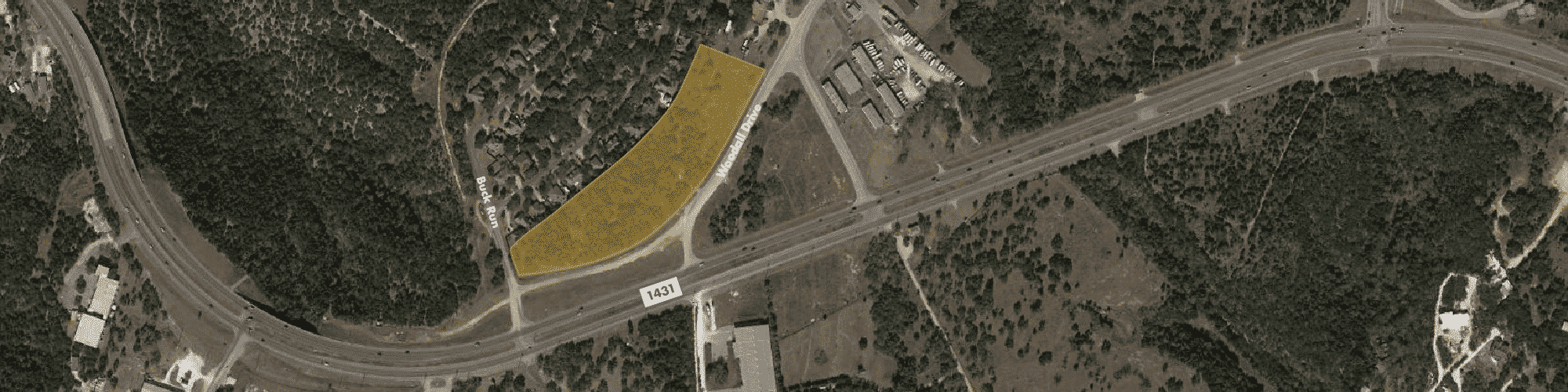 Cedar Park West Land | NEC of Buck Run & Whitestone Blvd