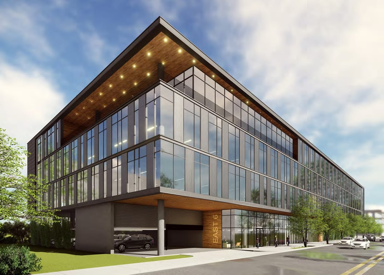 East6 | Office Projects Delivered in Austin
