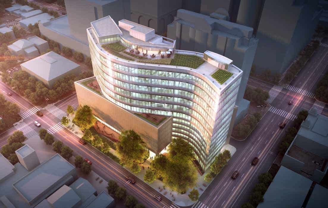 SXSW Center | Office Projects Delivered in Austin