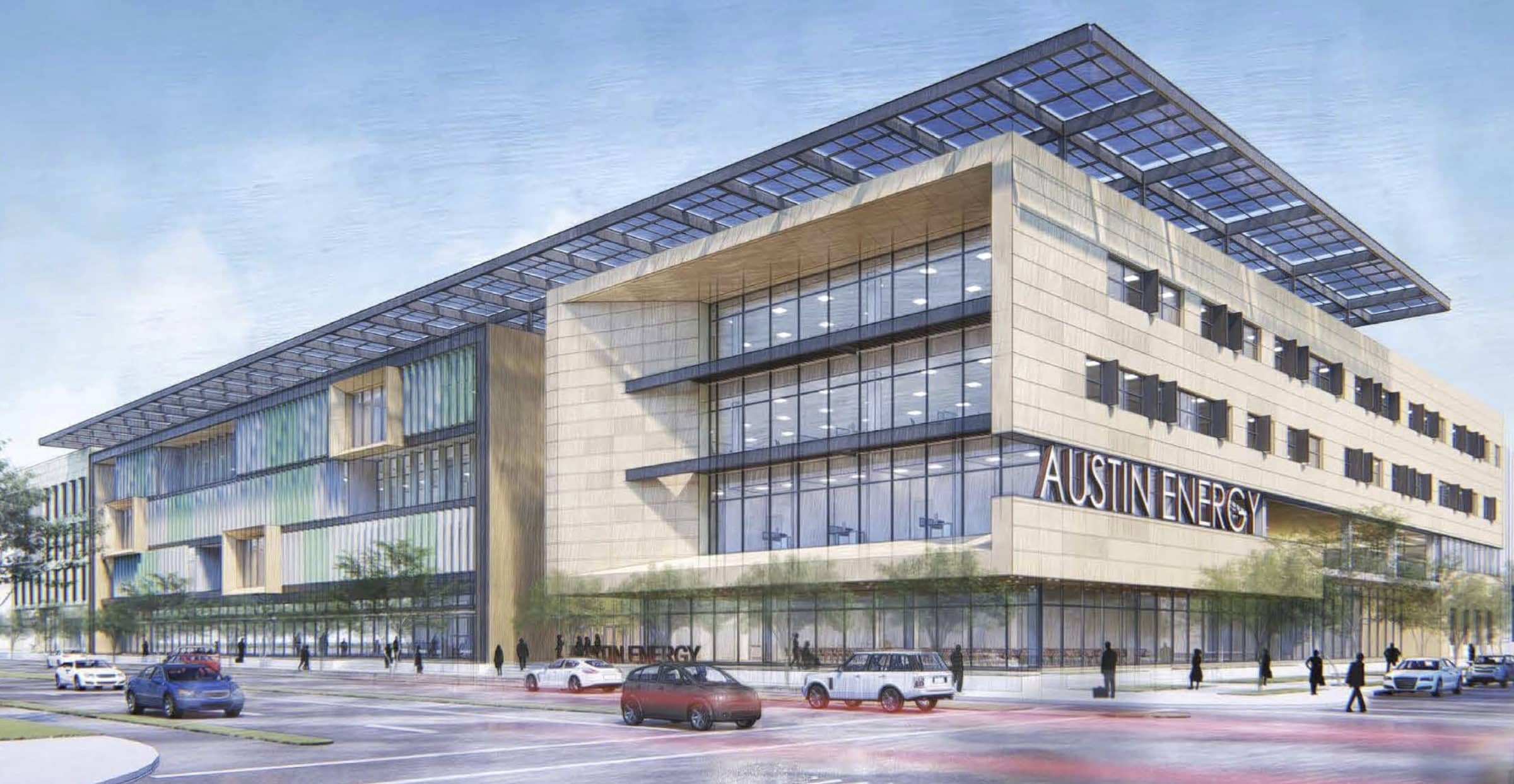 Austin Energy Headquarters | Developments in Central Austin