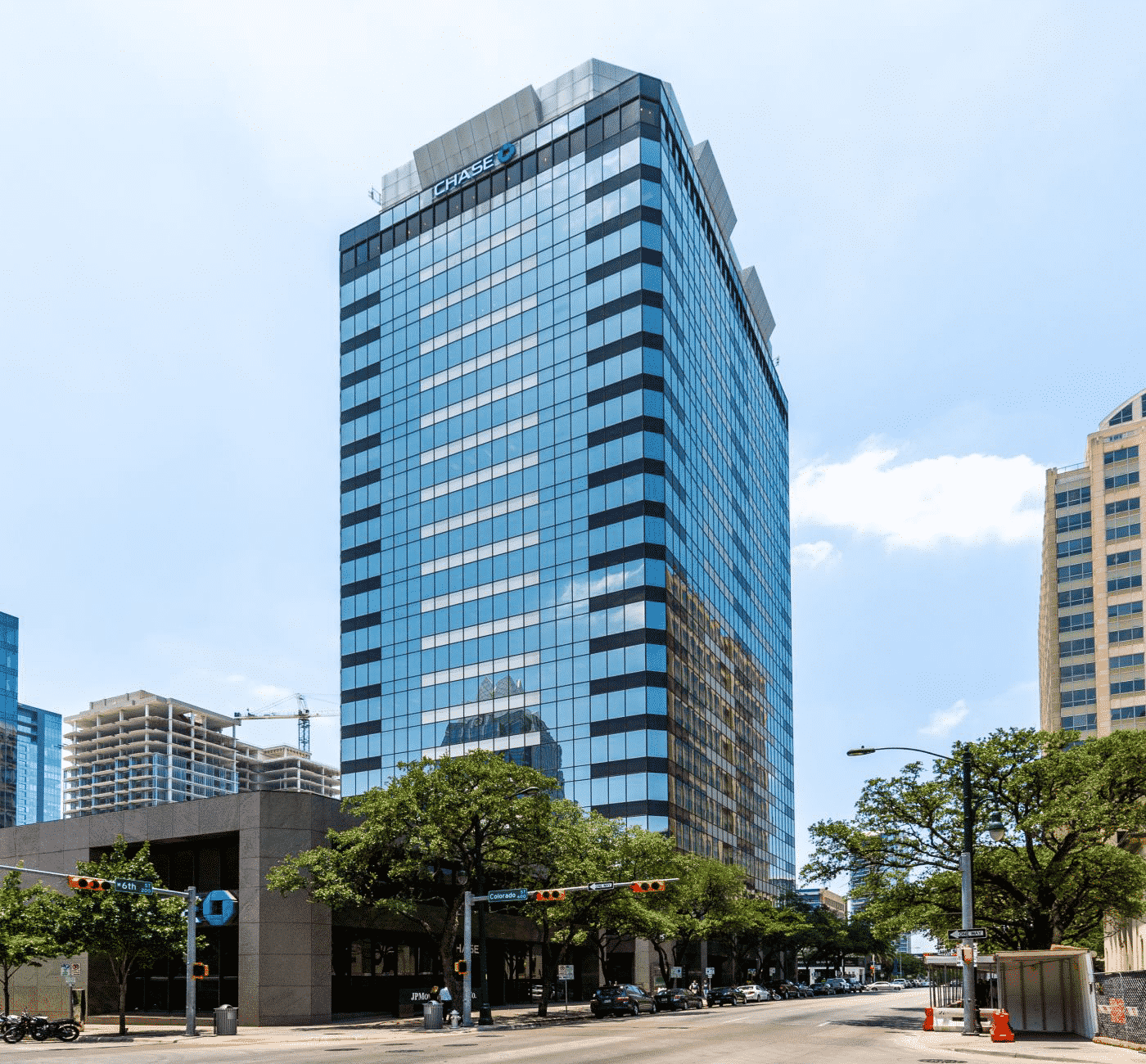 Chase Tower | Largest Commercial Sales Austin