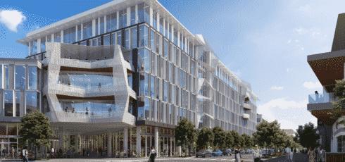 Mueller Business District | Central Austin Developments