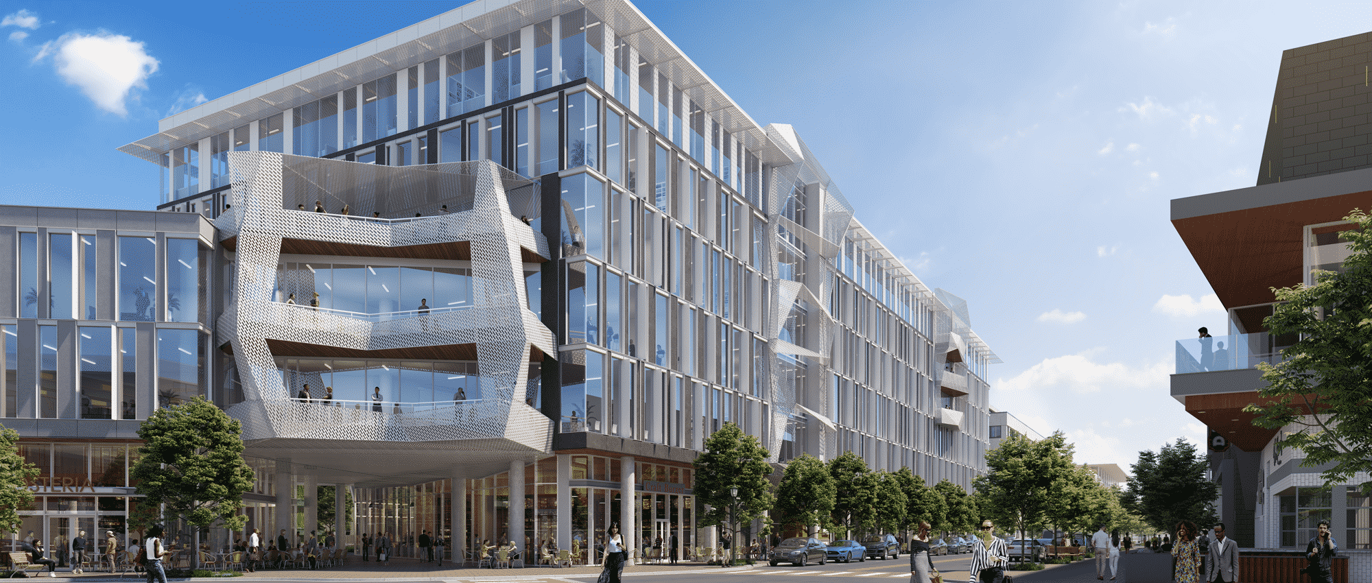 Mueller Business District | Central Austin Developments