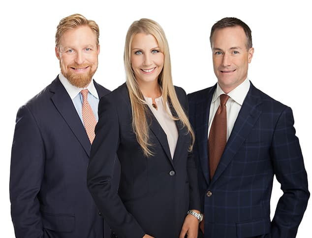 Jay Lamy, Kristi Simmons, Chris Perry | Tenant Representation for Law Firms