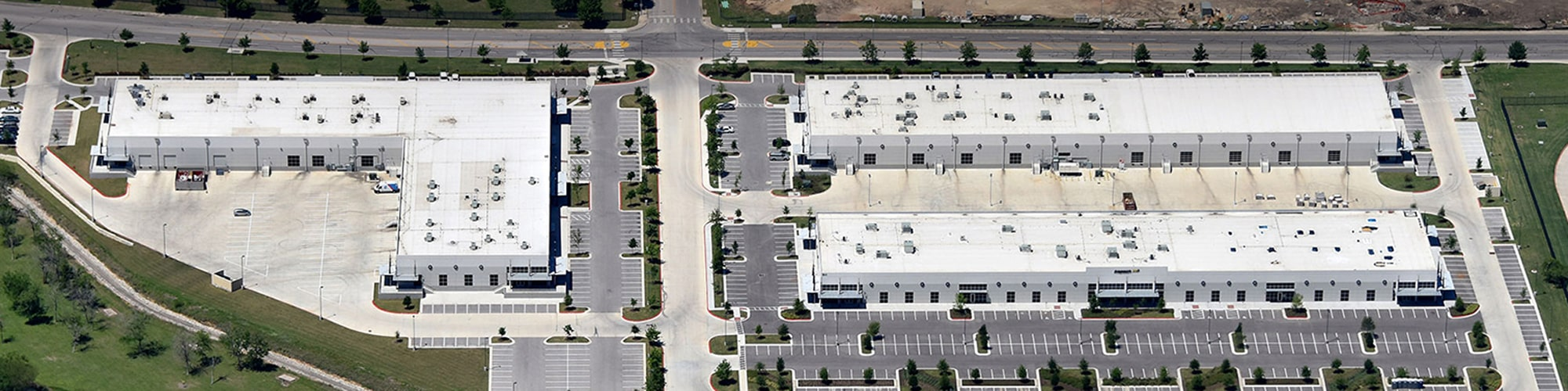 MetCenter II Aerial Image