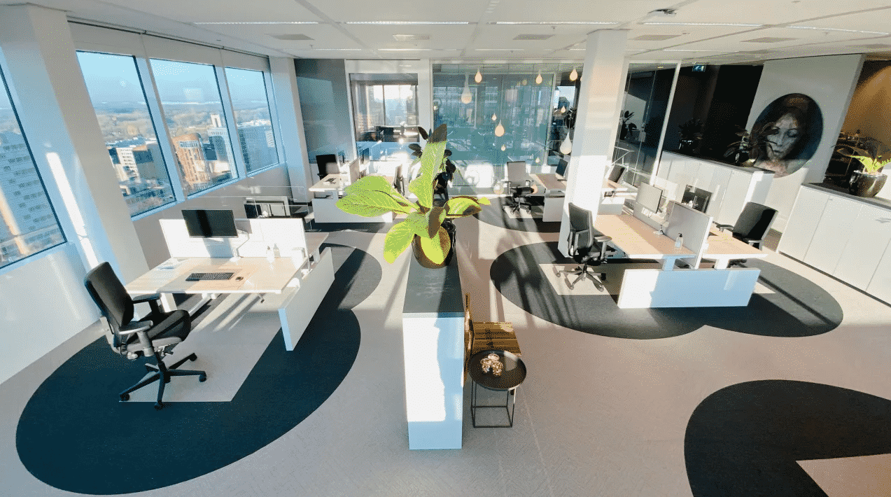 6 Foot Office Space | COVID-19 Office Trends