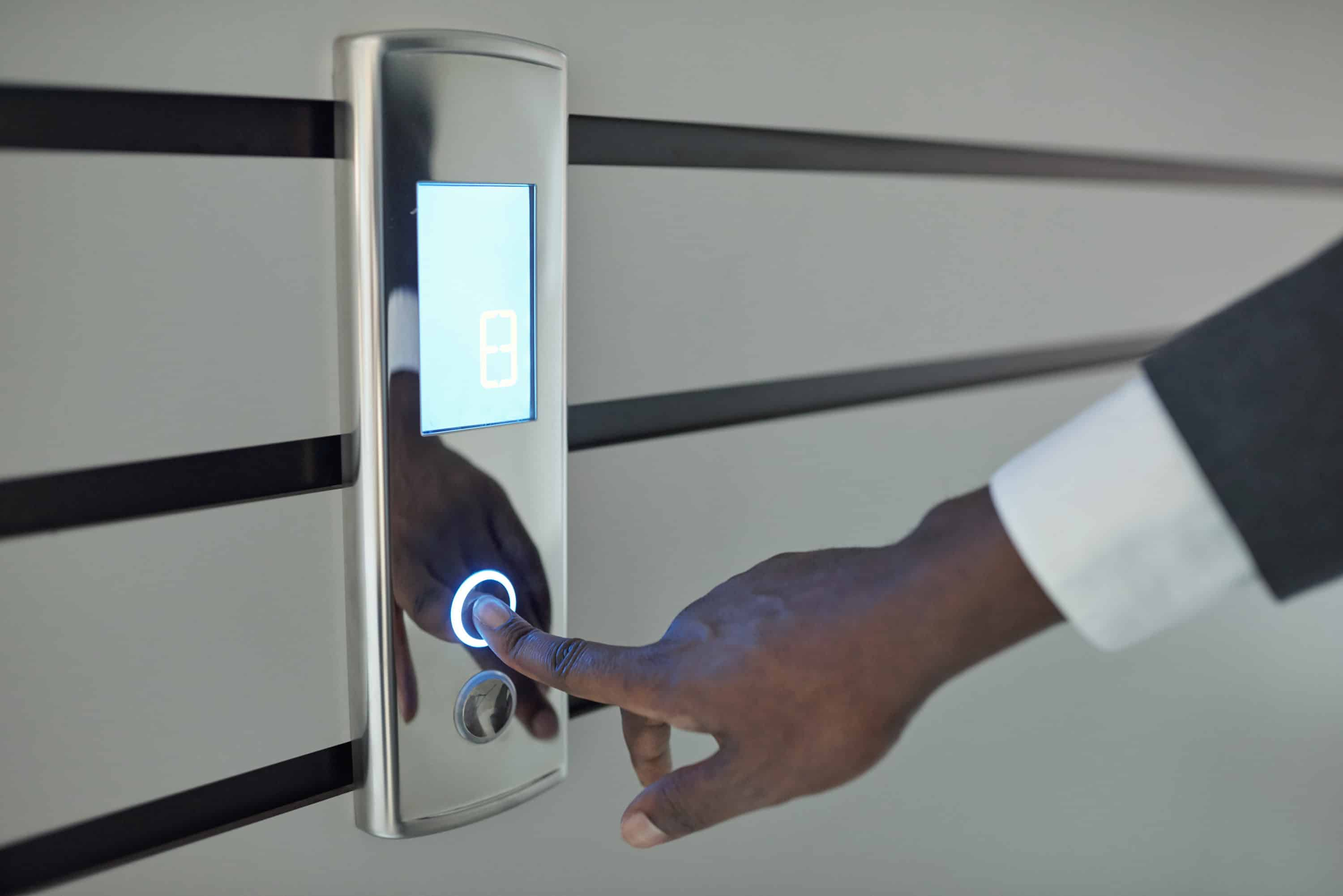 Elevator Touchless | COVID-19 Office Trends