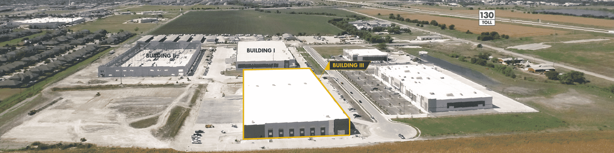 Innovation Business Park III in Hutto Texas