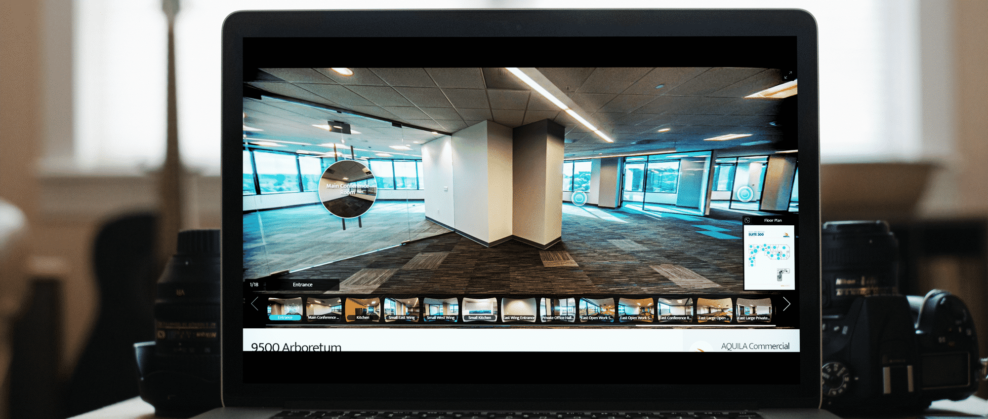 Virtual Tours for Your Commercial Property