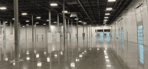 Warehouse or Manufacturing Sublease