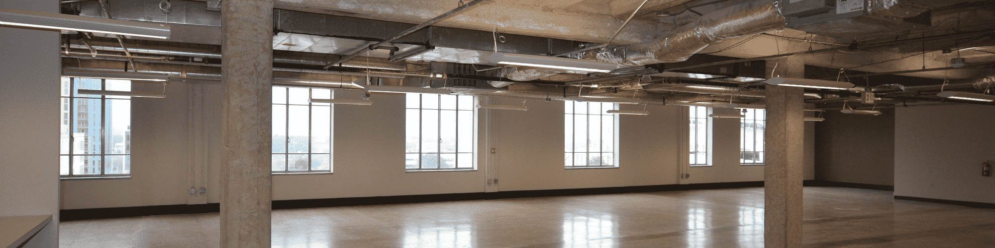 Travis Building Interior