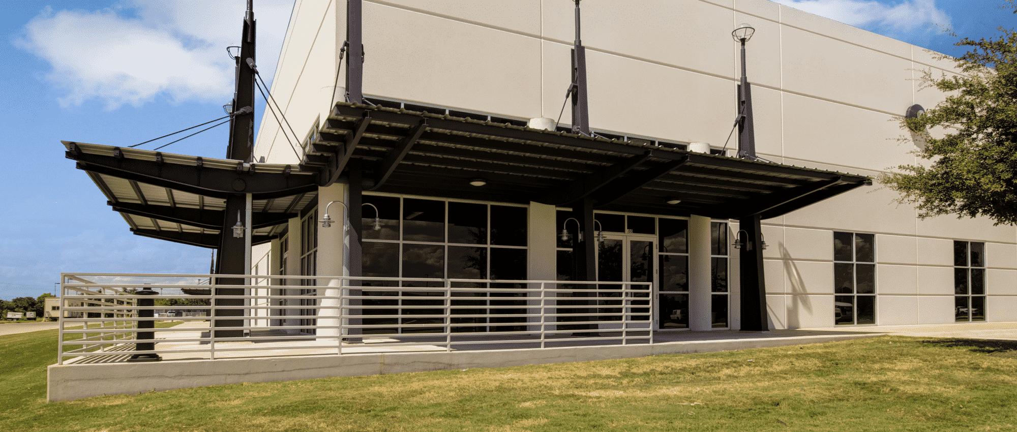 Metcenter II | Social Distancing Properties