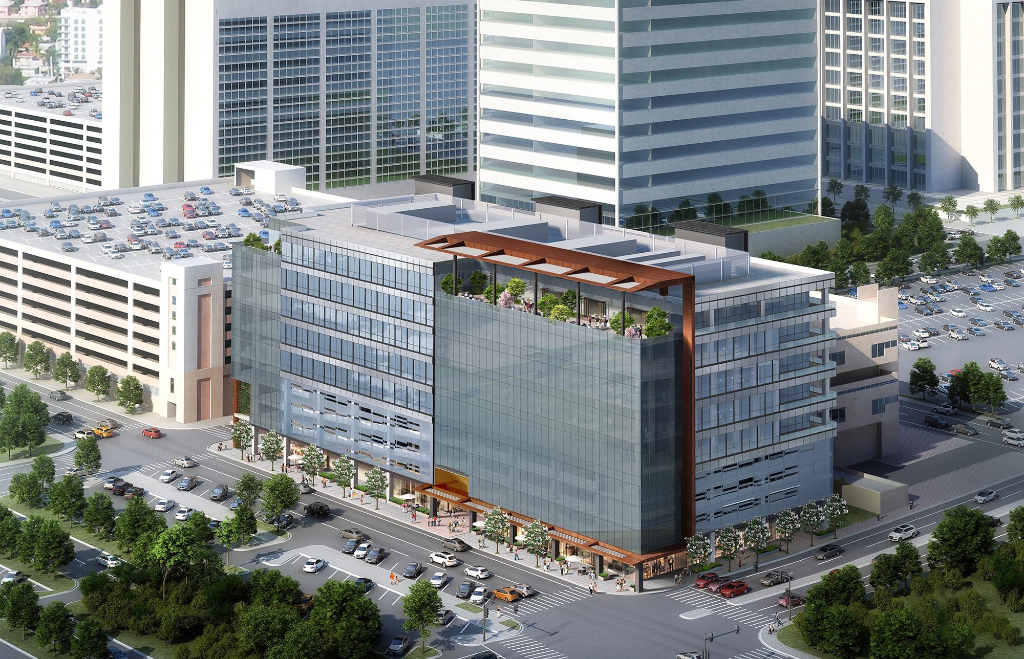 1836 San Jac | Downtown Austin Buildings 2021