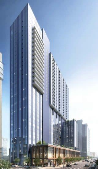 5th & Brazos | Downtown Austin Buildings 2021