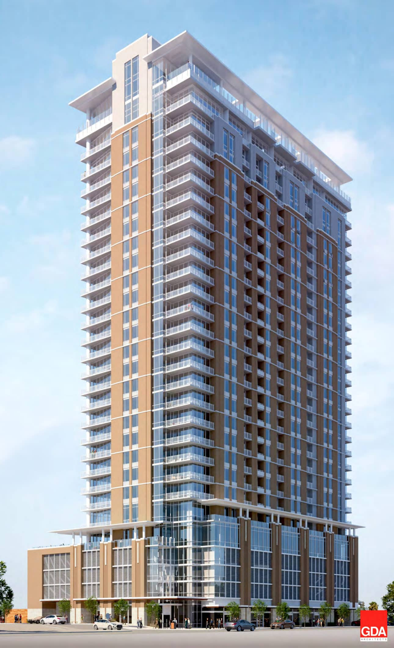 Alexan Capital Tower | Downtown Austin Buildings 2021