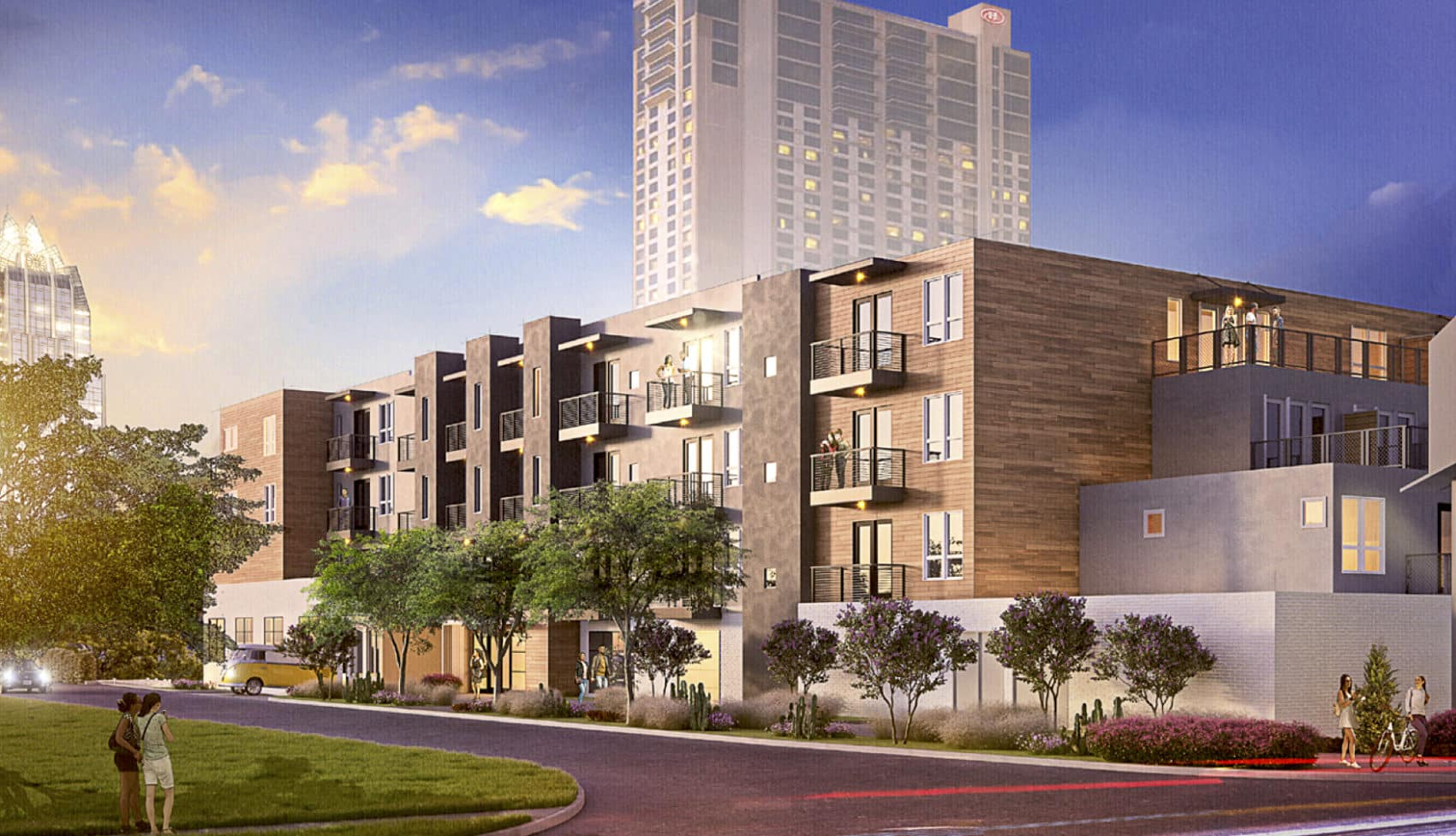 Block 36 | Downtown Austin Buildings 2021