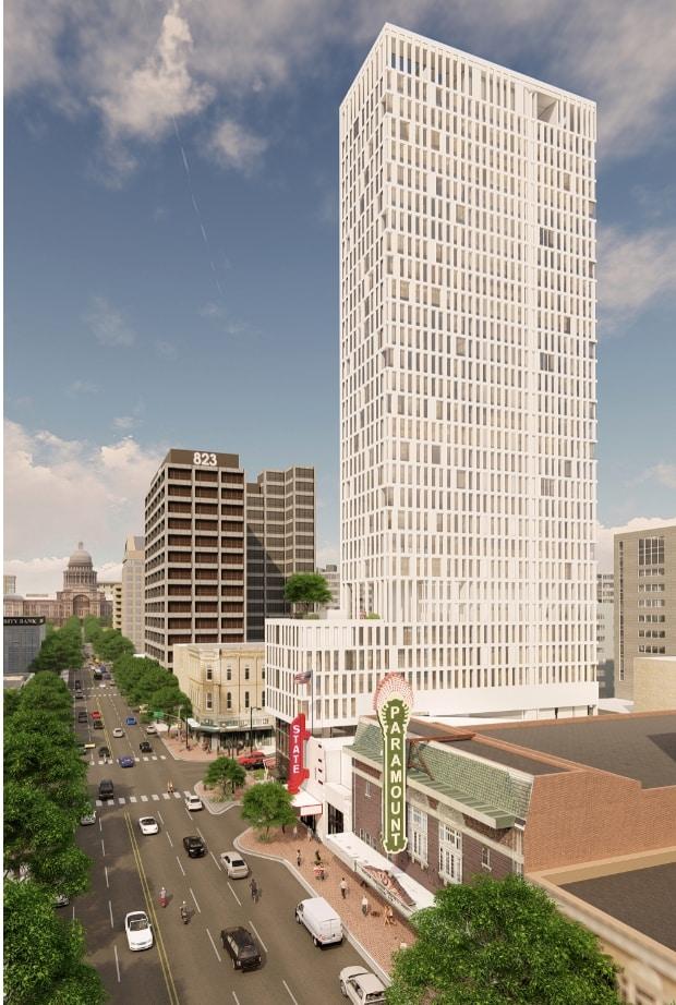 Hyatt Centric | Downtown Austin Buildings 2021